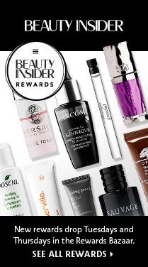 BEAUTY INSIDER BEAUTY INSIDER REWARDS New rewards drop Tuesdays and Thursdays  in the Rewards Bazaar. SEE ALL REWARDS >