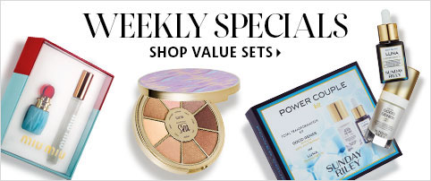 WEEKLY SPECIALS VALUE SETS >