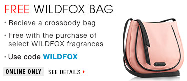Free Wildfox Bag