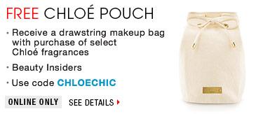 Free Chloe Pouch