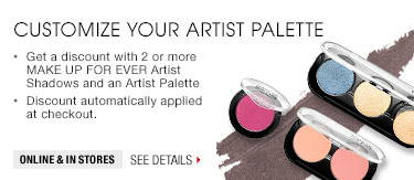 customize your artist palette